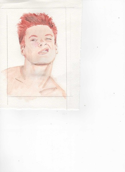 The Red-headed Sneer