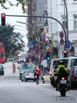 Der DAX Fällt - DAX Falling But No Lack Of Traffic Signs