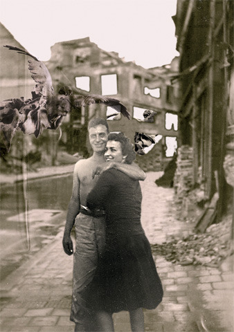 """""""The Ruins and the Conqueror"""", from series """"Love and War"""""""