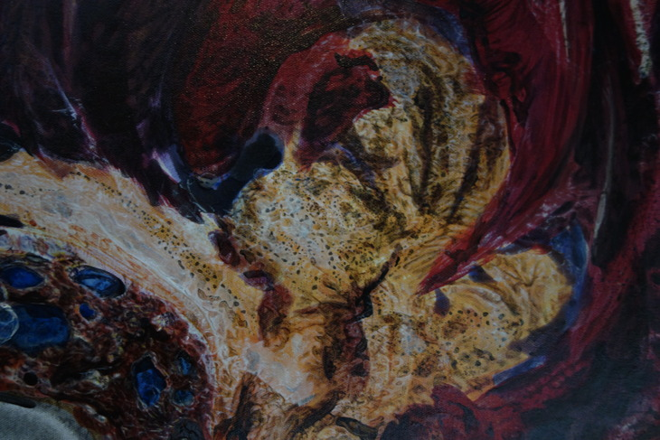 Incarnation 6 (detail)