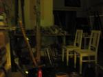 Nachts im Atelier