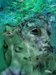 Amphitrite and Poseidon