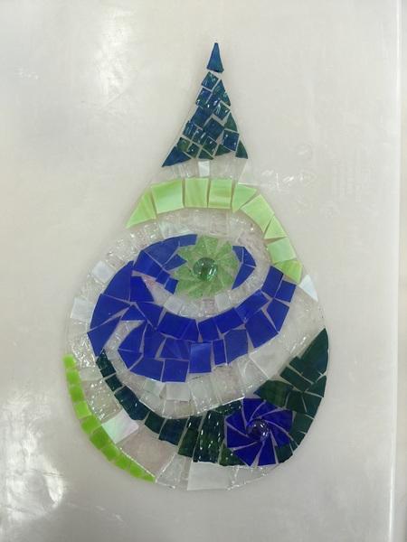 Transparent Mosaic