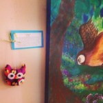 Travelling Owl Project - Warrandyte Cafe