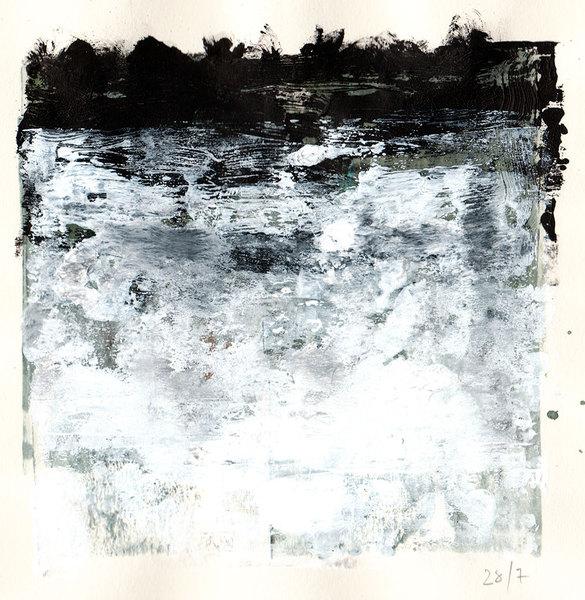 Sliced landscape