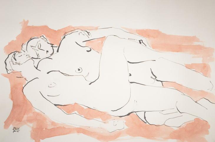 hommage à Courbet 2