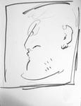 August-Zeichnung