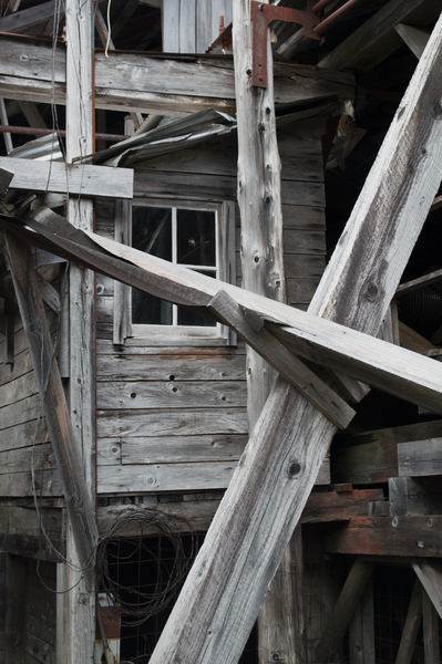 Logging Mill