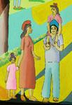 raphael perez naive painter after yohanan simon israeli art