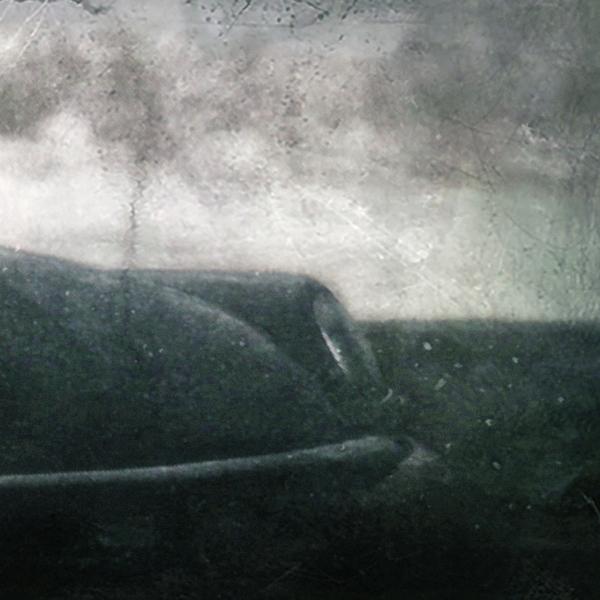 Hailstorm on Janne's Citroën DS