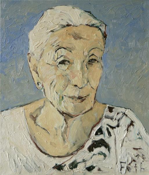 Ältere Dame ( Carmen )
