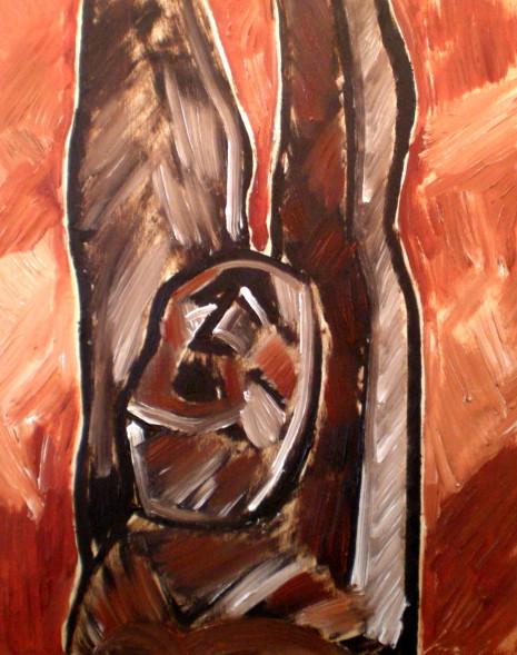 Sacred Figure - 2010