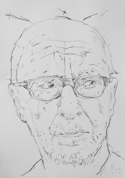 Studie zu Jörg Immendorff