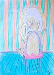 Hominide Selfreflection