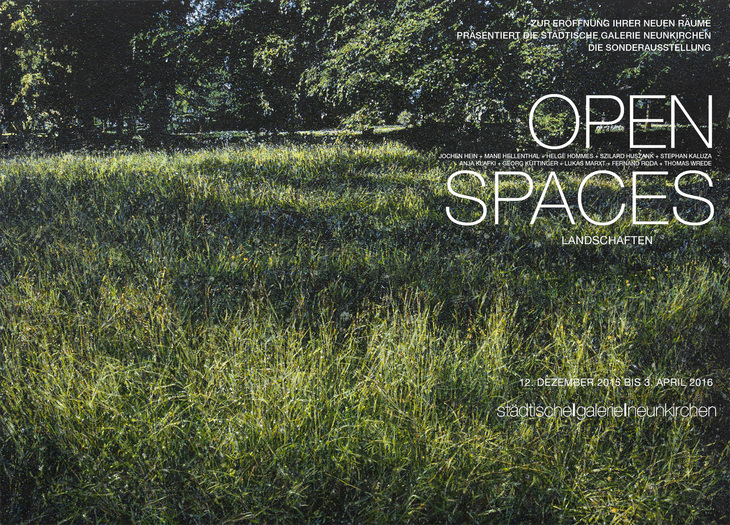 Exhibition: Open Spaces