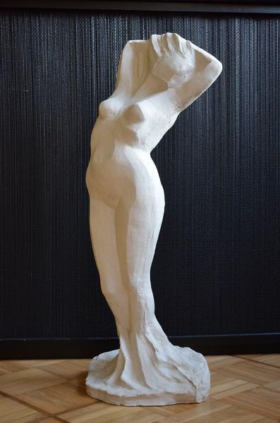Aphrodite (après Bouguereau) 2