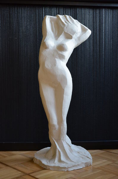 Aphrodite (après Bouguereau) 1