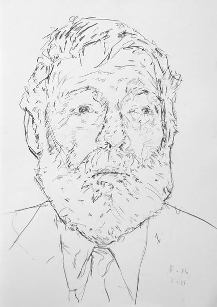 Studie zu Ernest Hemingway