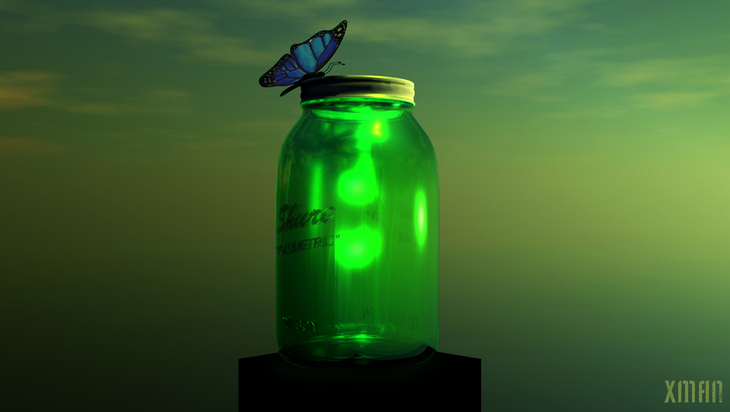 A Jar of Light
