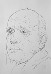 Studie zu Jean Genet