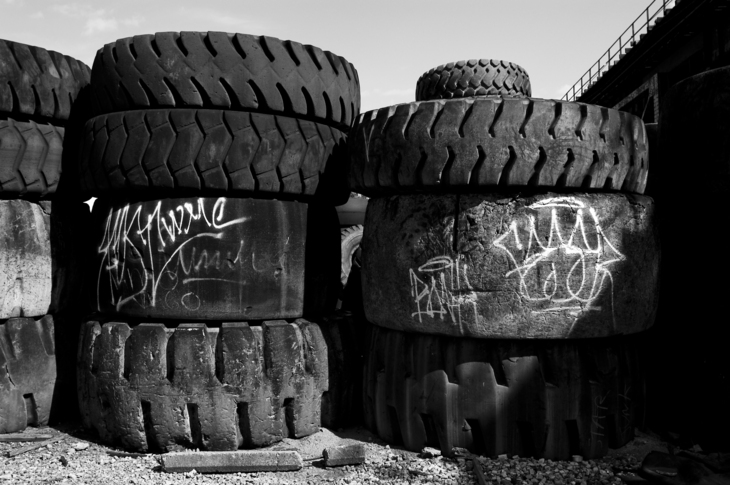 Access Roads- Tire Fort