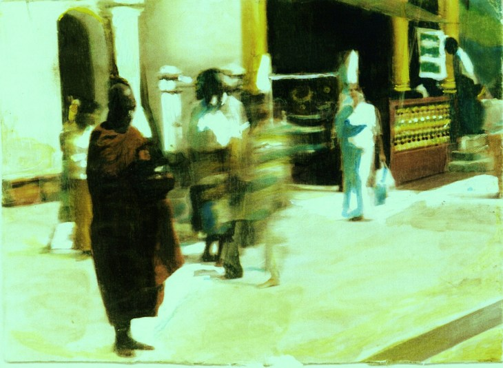 Ghost in Tibet