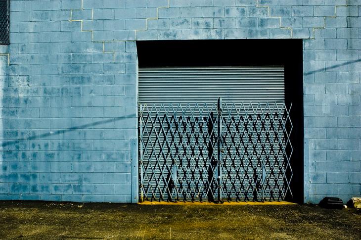 Access Roads- Blue Gate