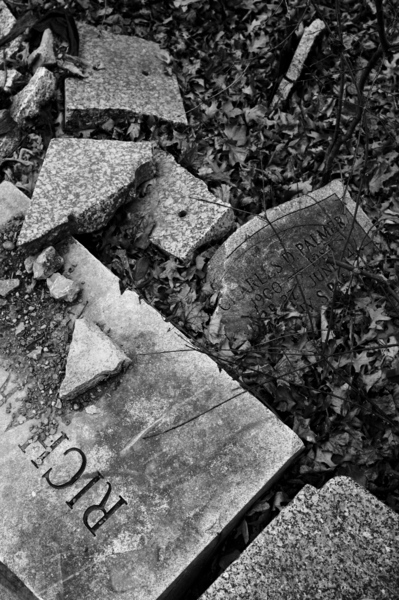 Boneyard- Headstone Pile