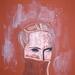 Nord Vaerker 8 - Rough Sketch of Agnes Obel in Turtleneck