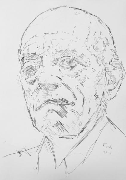 Studie zu Luis Buñuel