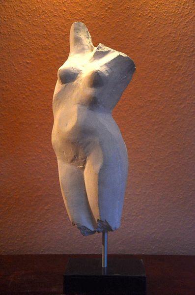 Aphrodite en torse 1
