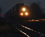A Late Freight