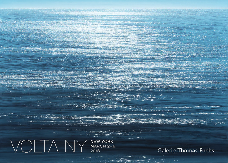 Volta NY, 02.–03.03.2016, Galerie Thomas Fuchs