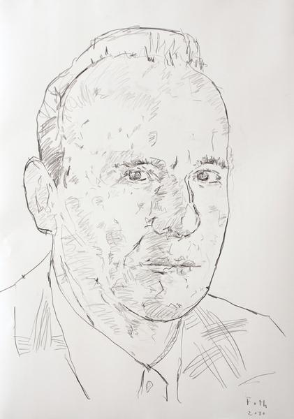 Studie zu Werner Fellenz II