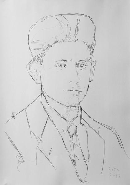 Studie zu Franz Kafka