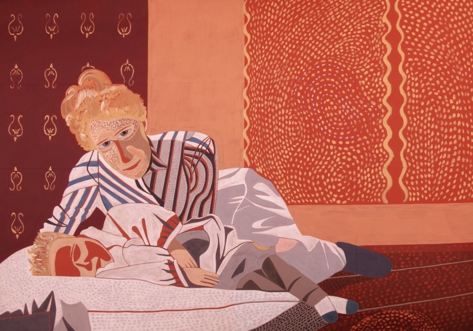 La Mère et l'enfant Après Maurice Denis