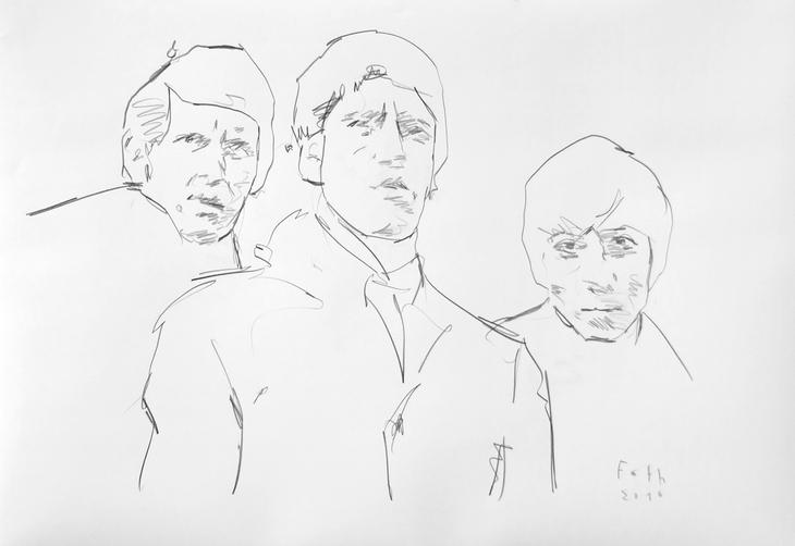 1964, John Entwistle, Roger Daltrey, Keith Moon