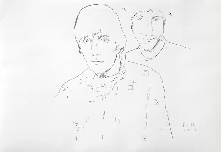 1964, Keith Moon, Pete Townshend