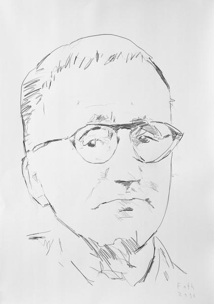 Studie zu Bertolt Brecht