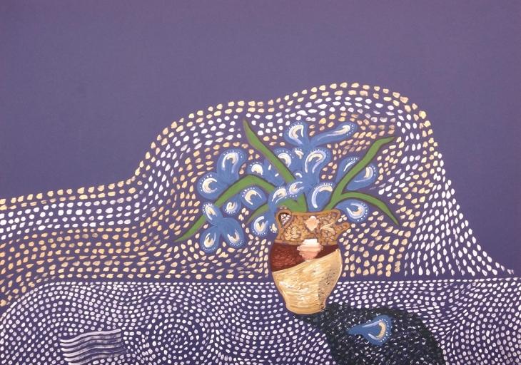 Study Of Irises