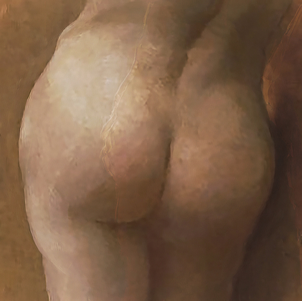 Sarah - Nude study
