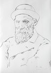 Studie zu Pierre-Auguste Renoir