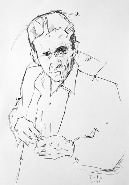 Studie zu Johnny Cash