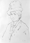 Studie zu Camille Claudel