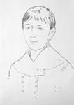 Studie zu Camille Claudel III