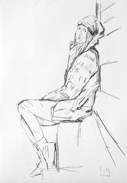 Studie zu Estelle Balet