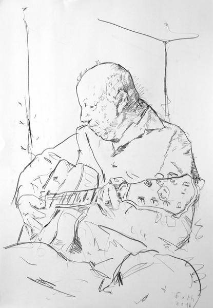 Studie zu Peter Green