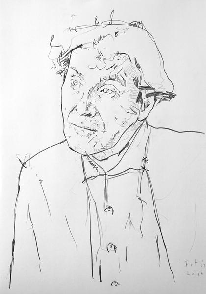 Studie zu Marc Chagall