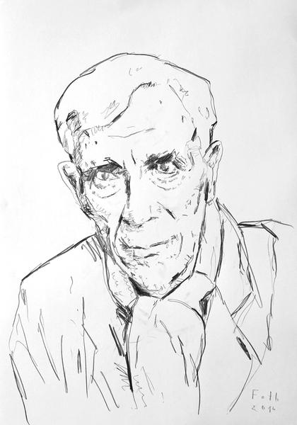 Studie zu Georges Braque