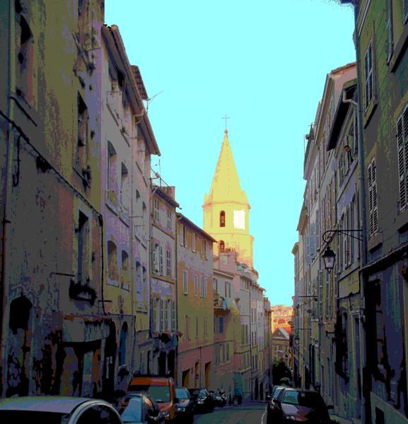 Le Panier. Marseille.